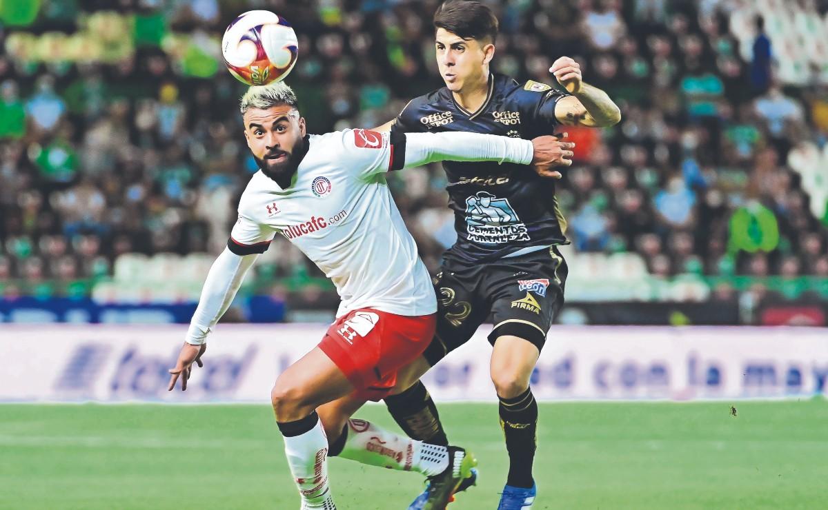 León se enfrenta al Toluca ¿Dónde y a qué hora ver el partido?