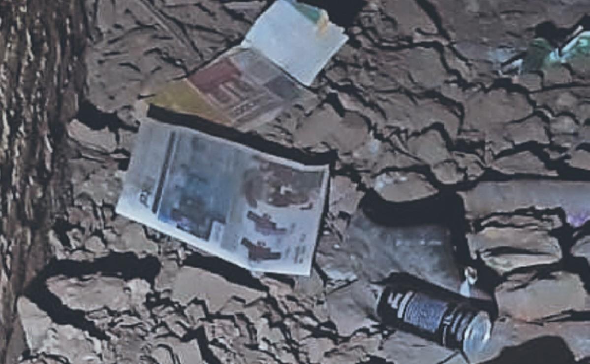 Niños descubren cadáver cuando jugaban en una construcción en obra negra, en Morelos
