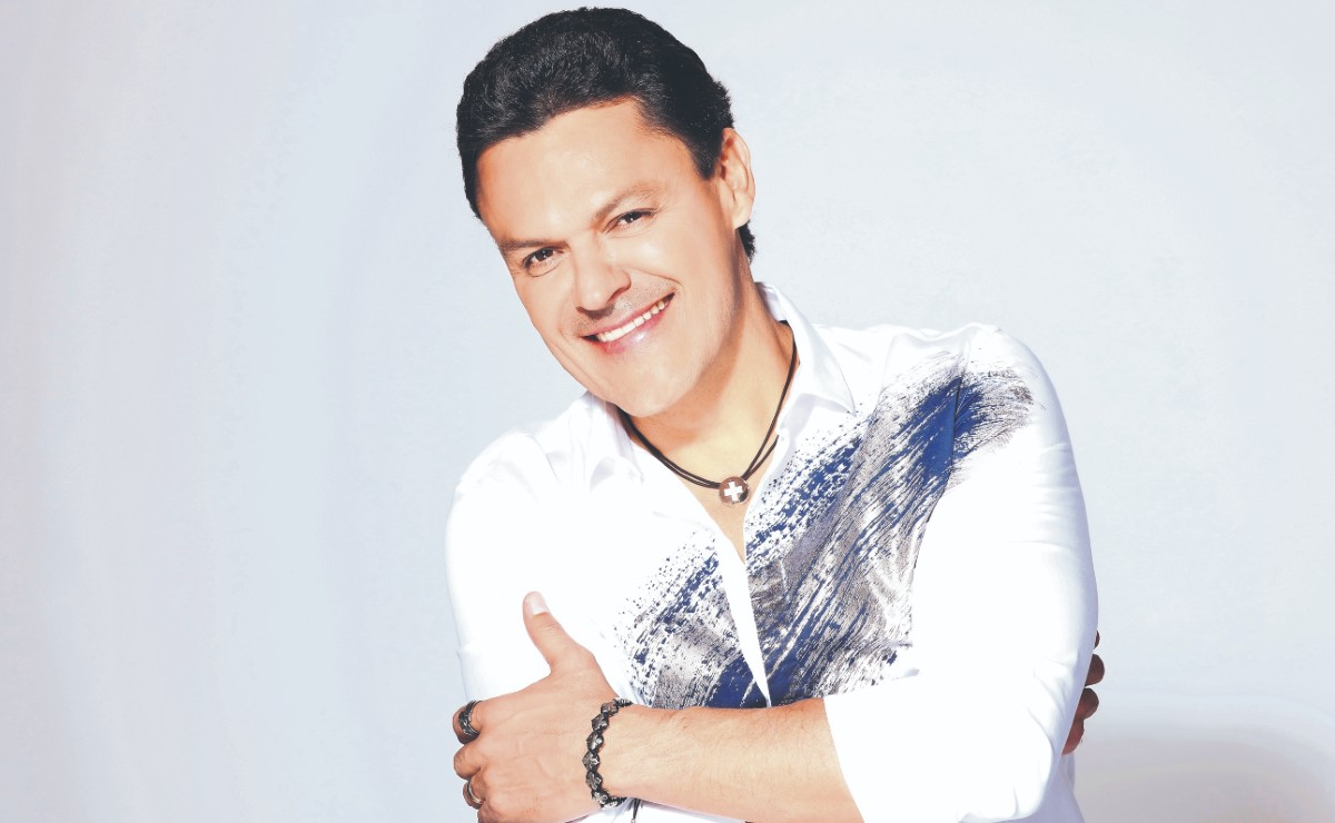 Pedro Fernández le reza a Malverde y le pide permiso para interpretarlo en serie