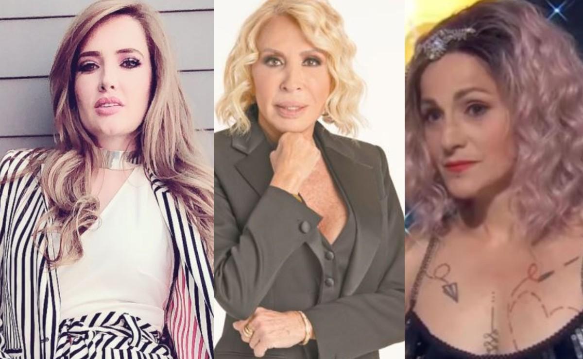 Jolette arremete contra Lolita Cortés en su cara y apapacha a Laura Bozzo