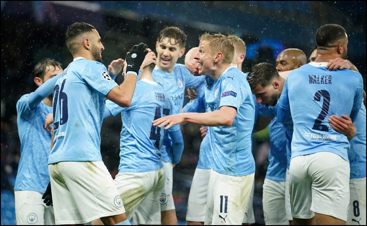 Manchester City es campeón de la Premier League 2020-21