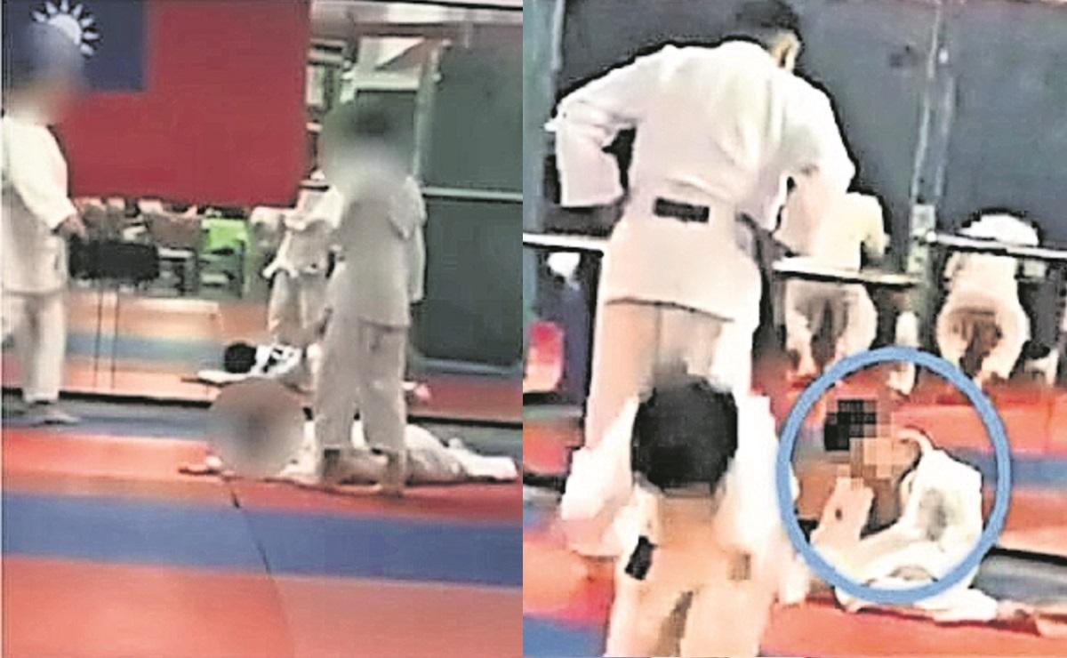 Niño de siete años está coma tras pasar por una violenta clase de judo en Taichung, Taiwán