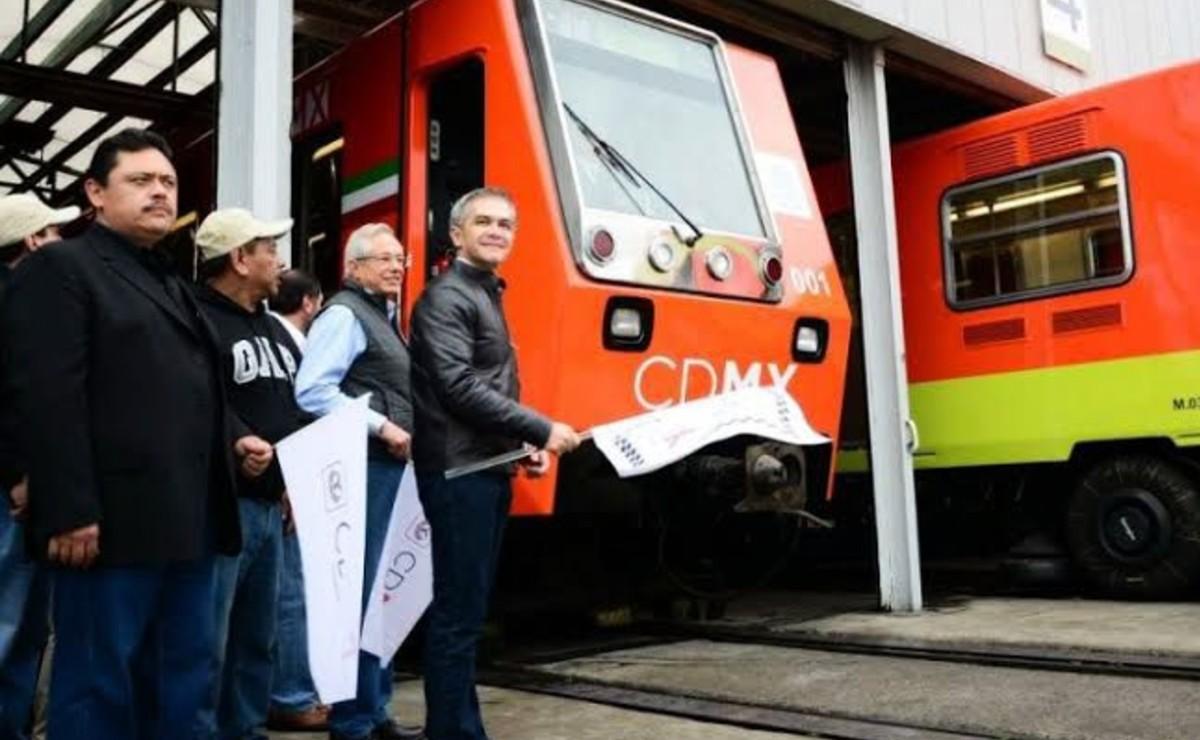 Diputados del PT denuncian ante la FGJCDMX a Mancera y a exdirector del Metro, por colapso en L12