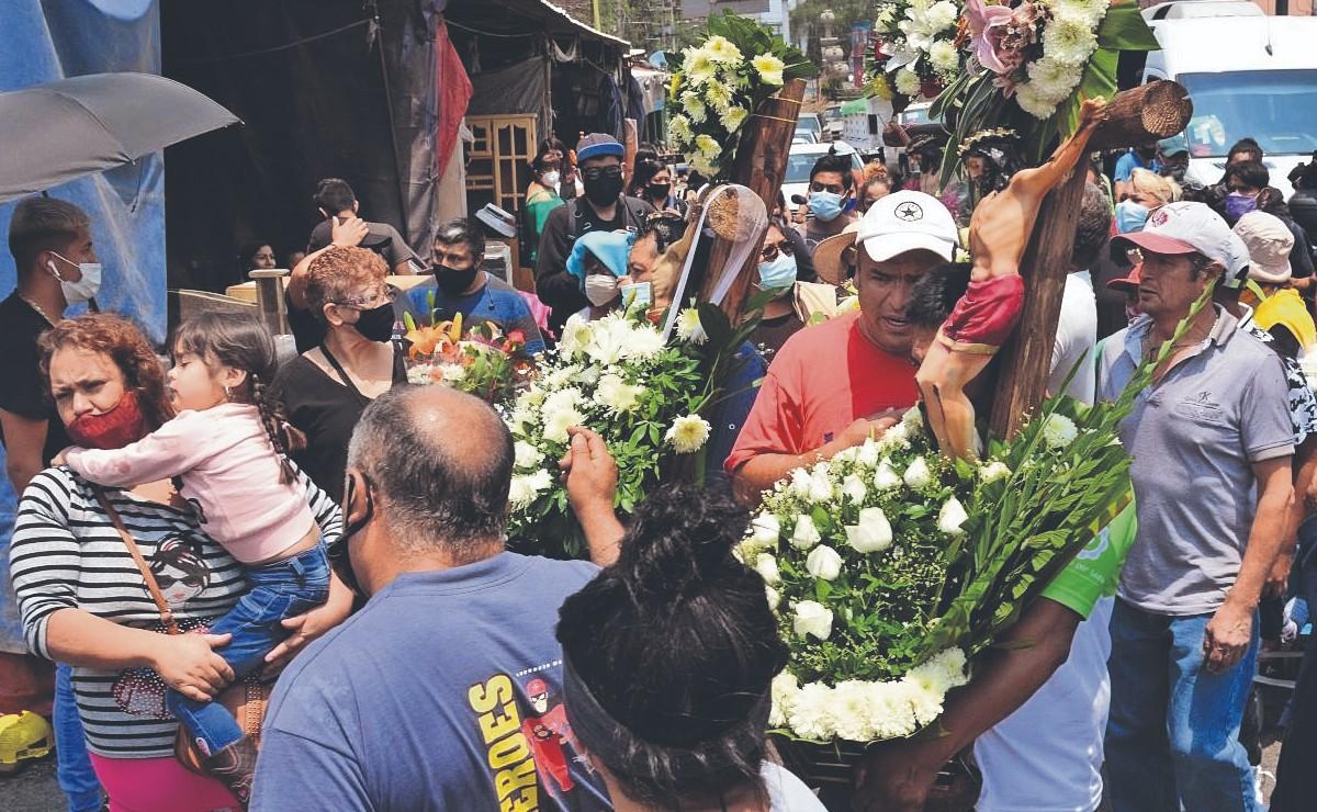 Entregan 116 apoyos de entre 10 y 40 mil pesos a lesionados del colapso en Metro Olivos