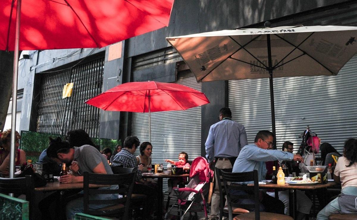 Restaurantes en Morelos están a punto de quebrar, ni el festejo del 10 de mayo los ayudó
