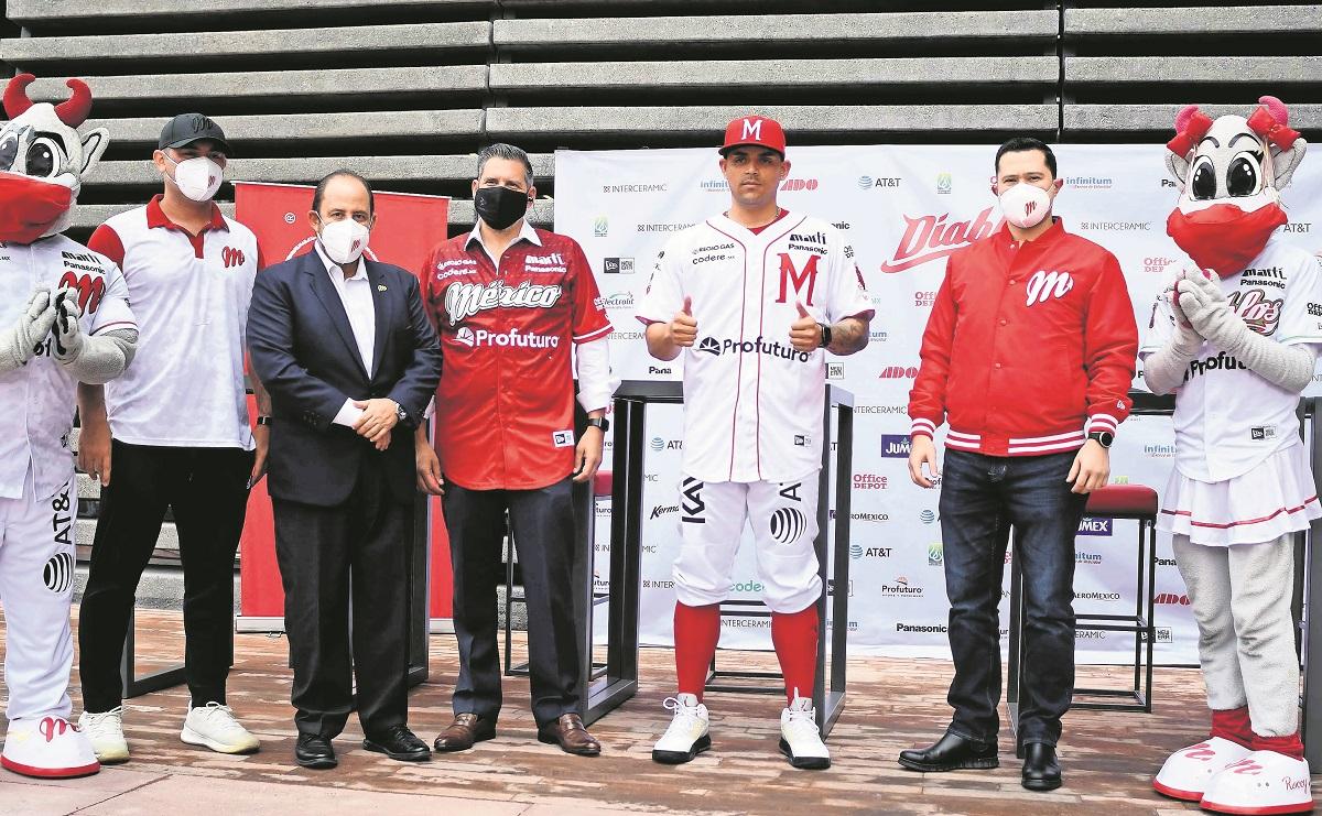 Roberto Osuna reforzará a los Diablos Rojos del México, es el lanzador estrella del equipo