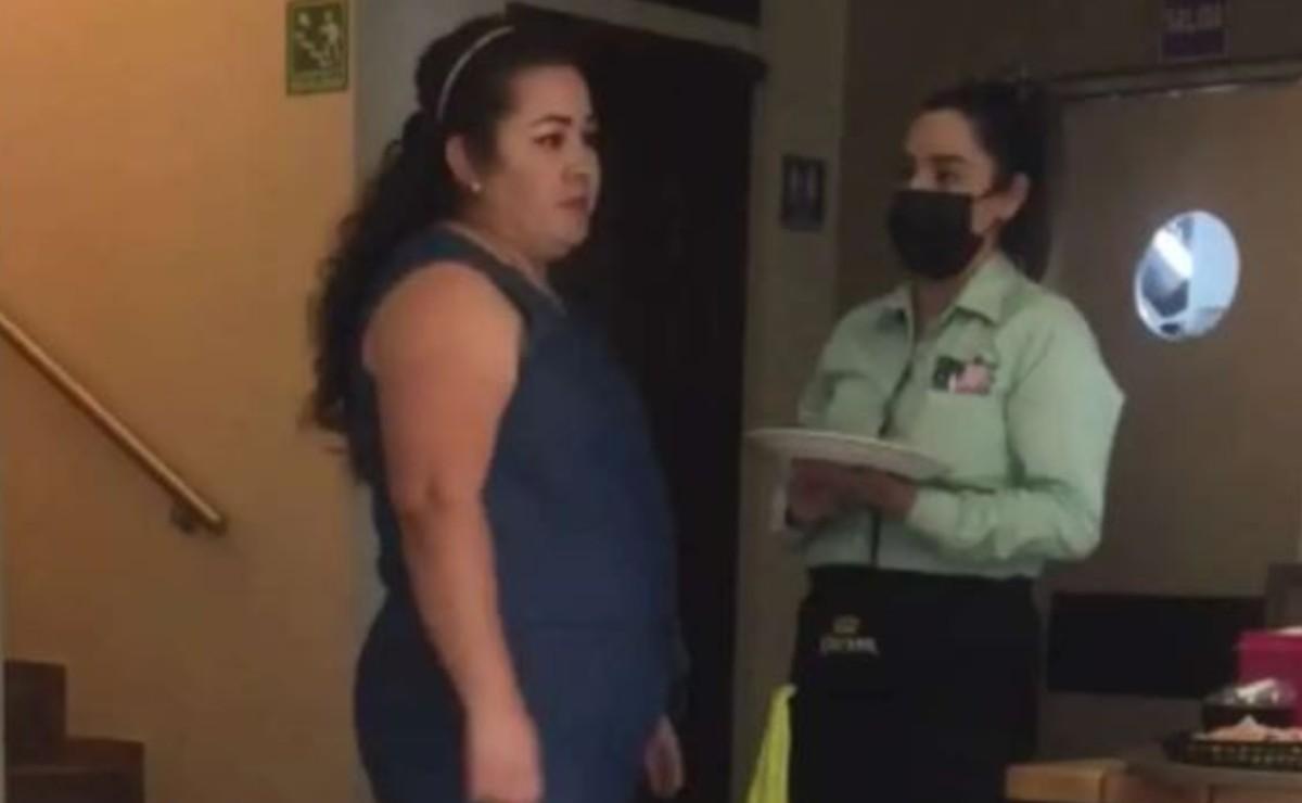 """Tunden a """"Lady come gratis"""" por ir a restaurante con 17 invitados y no pagar, en Durango"""