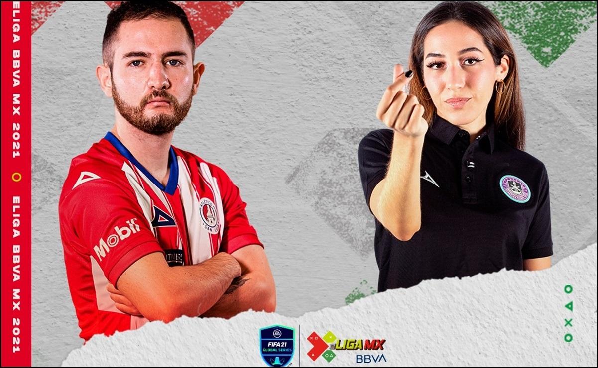 Atlético de San Luis golea al Mazatlán 24-0 en la eLiga MX