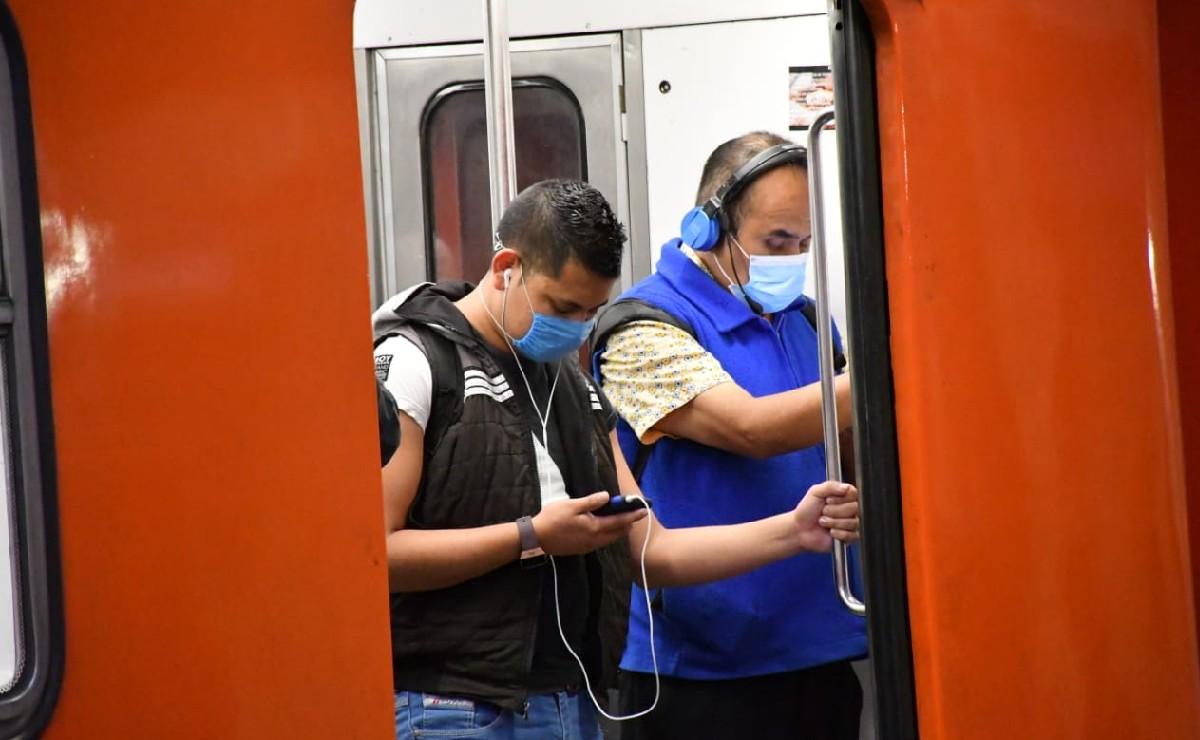 Metro CDMX cierra estaciones en dos Líneas tras filtración de agua por las fuertes lluvias