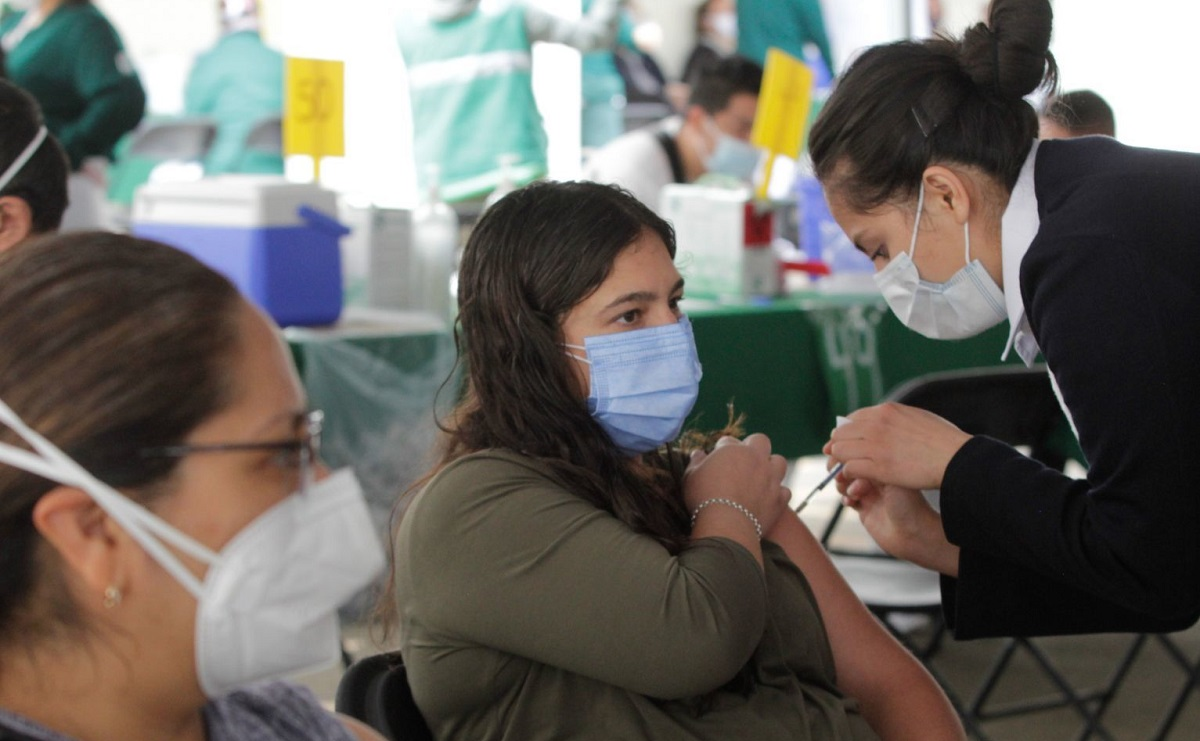 Mujeres se registran para vacuna contra Covid sin estar embarazadas