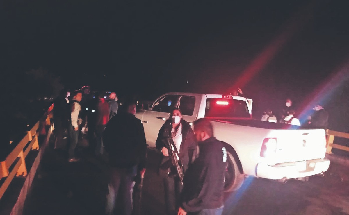 Balacera entre agentes y civiles armados desata el terror de vecinos en el Edomex