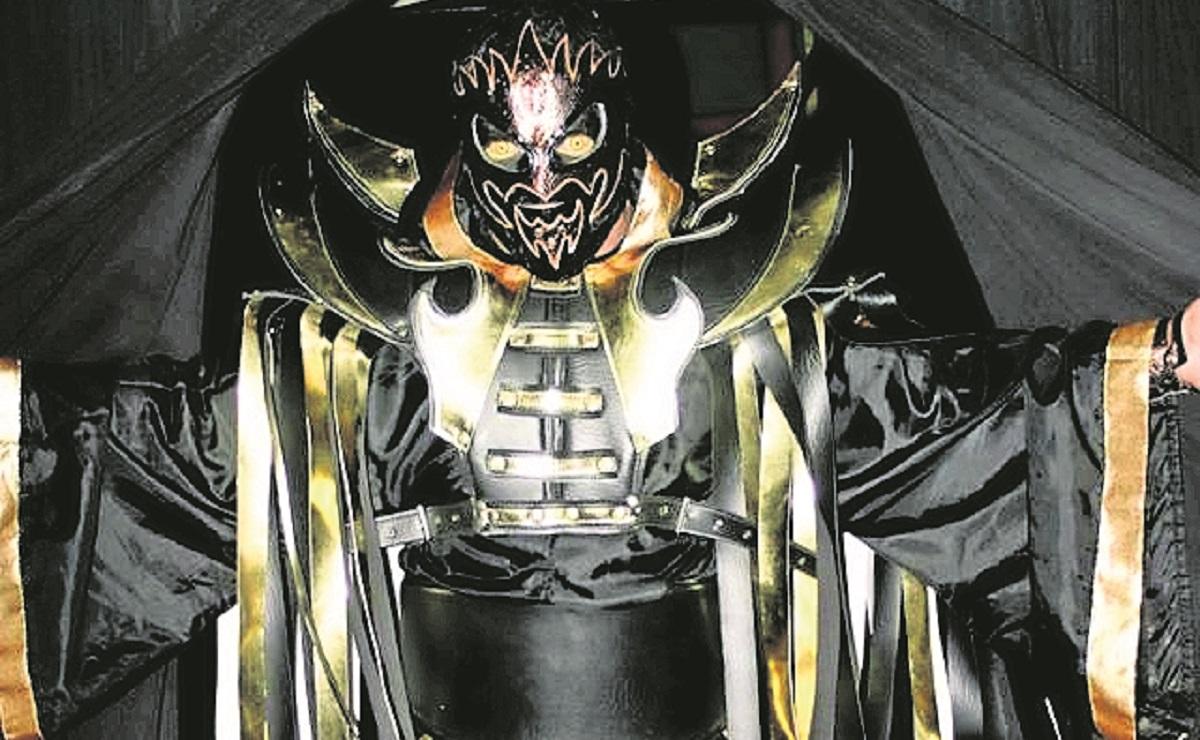 Con 8 años en el CMLL, el Hechicero sueña con ser un luchador estelarista en la empresa