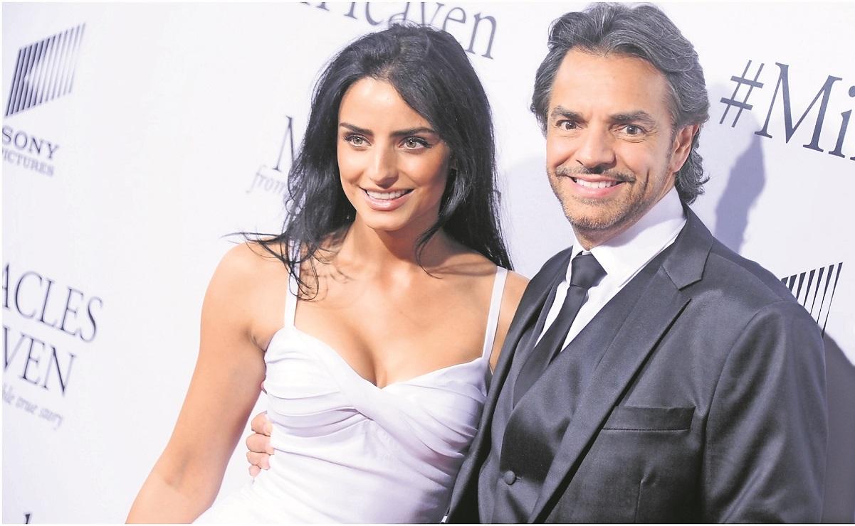 Eugenio y Aislinn Derbez tomaron terapia para salvar su relación después de su reality