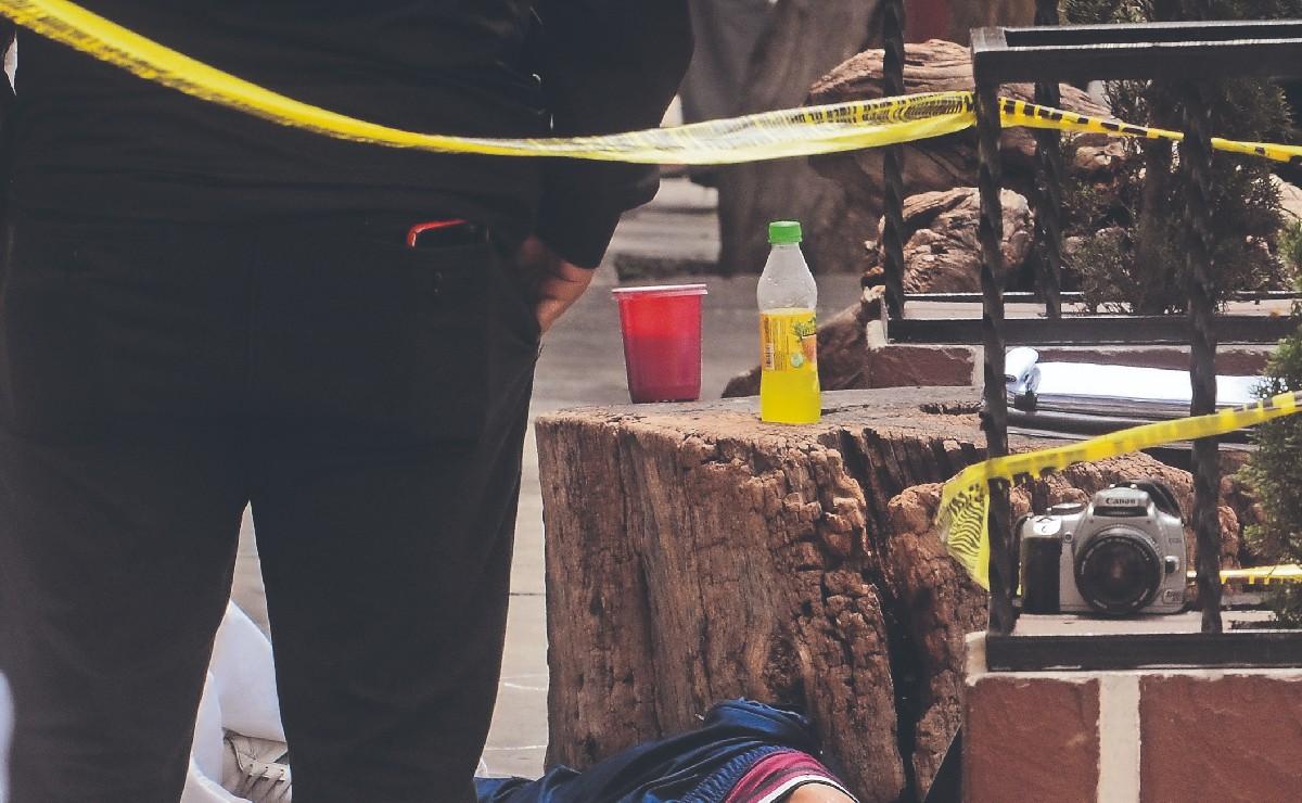 Matan a chavito mientras comía unas quesadillas banqueteras, en Tlalnepantla