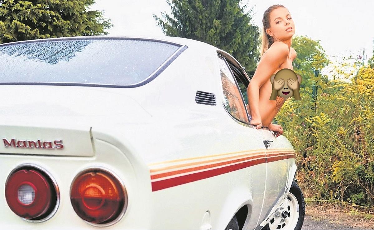 'Playboy Alemania' presentó edición especial, conjugó el amor por los motores y el erotis