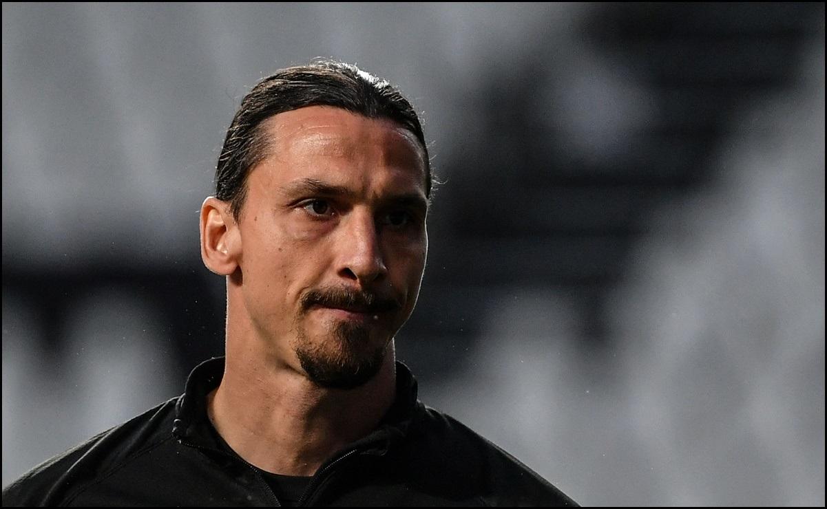 Zlatan Ibrahimovic es baja de la Eurocopa