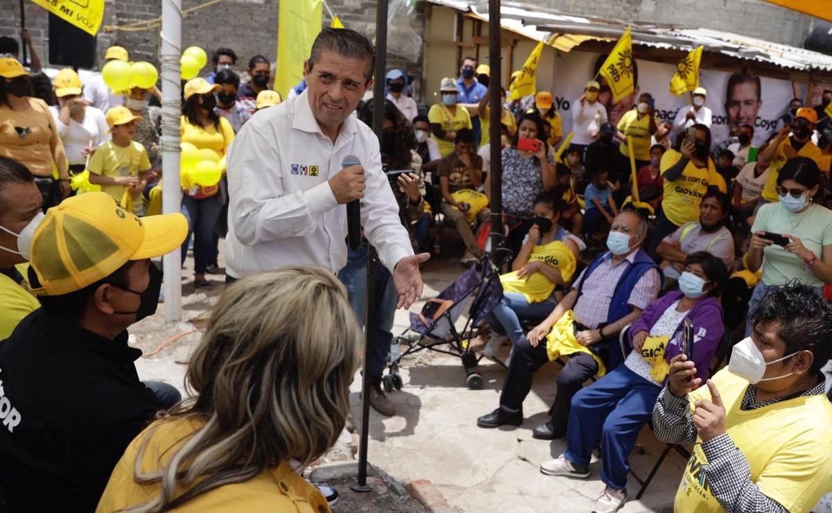 Aspirante a Coyoacán por la Alianza Va por la CDMX promete no abandonar el cargo