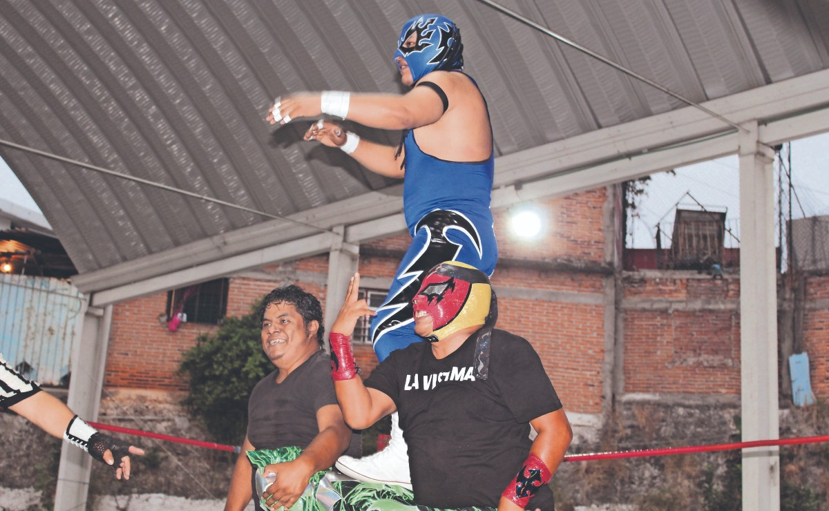 Promotora de Lucha Libre Profesional revela cartel para su próxima función, en Morelos