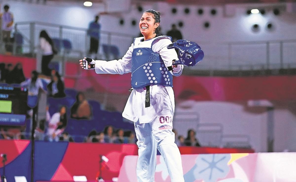 Briseida Acosta pide apoyo para que su entrenador la acompañe a los Juegos Olímpicos