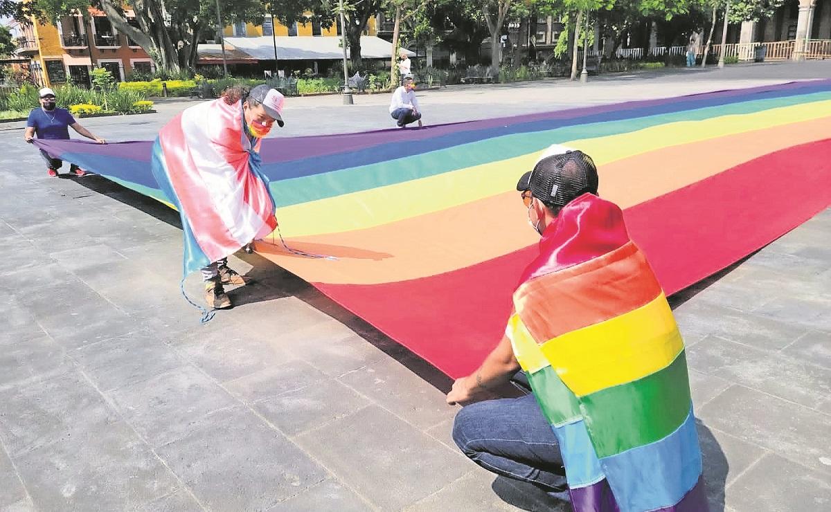 Colectivos LGBTTTI+ exigen justicia en Morelos, reportan asesinatos y hostigamiento