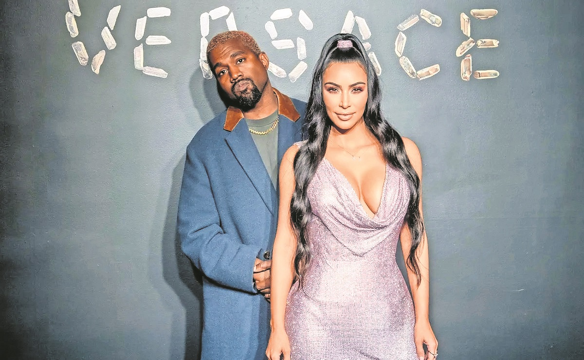 Kanye West estalla contra Kim Kardashian, revela que no era tan buena entre las sábanas
