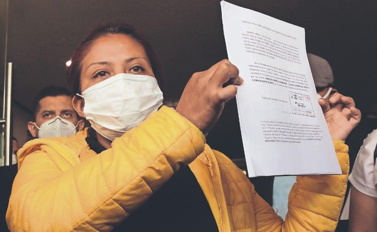 Mamá de Brandon exige cese de directora del Metro CDMX e inhabilitación de funcionarios