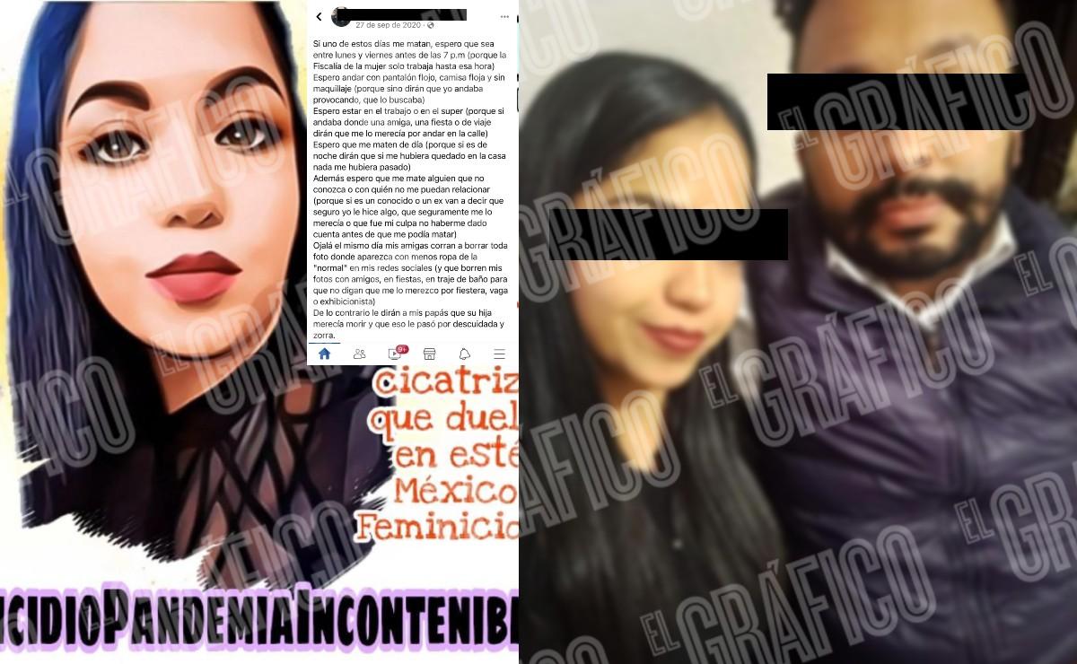 Nieto del Mantequilla Nápoles acuchilló a la mamá de su hija y disfrazó el crimen, en CDMX