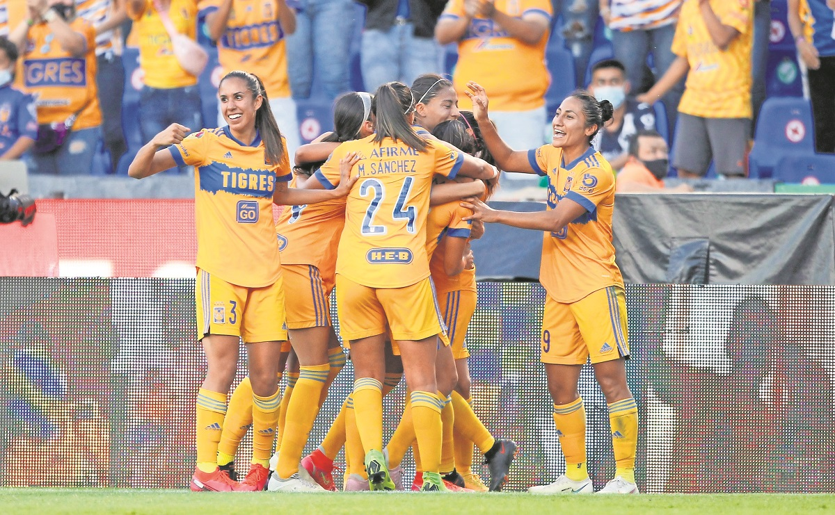 Tigres Femenil llega a seis finales tras eliminar a Rayadas, enfrentarán al Guadalajara