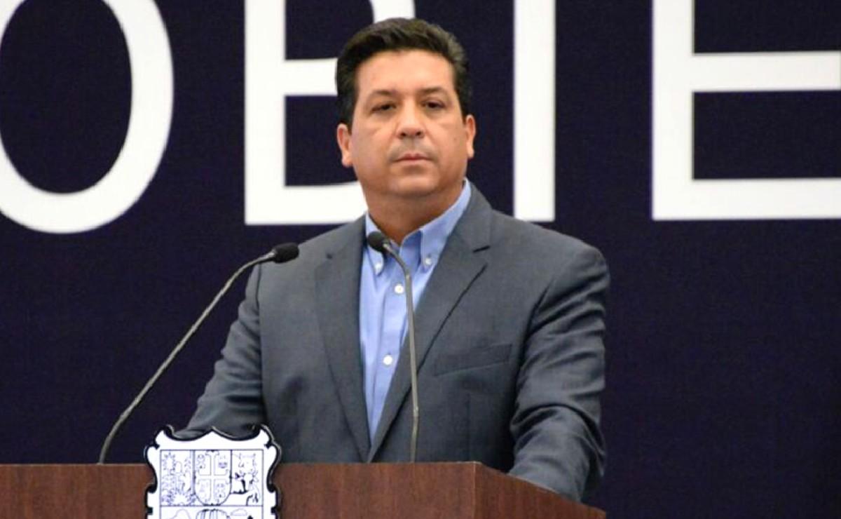Giran orden de aprehensión contra Cabeza de Vaca, gobernador panista de Tamaulipas