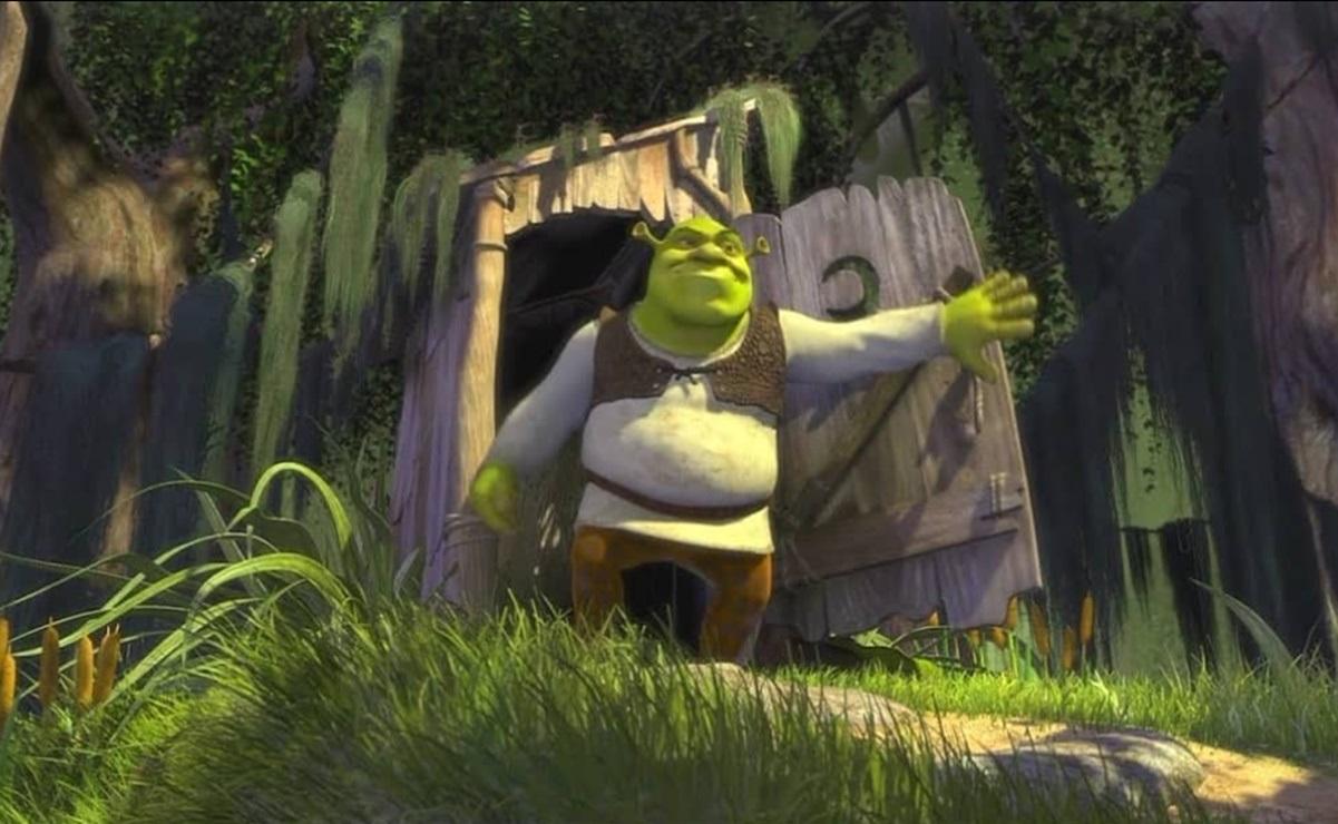 """""""Shrek"""" cumple 20 años de vida y este es lo que sabemos de la cinta"""