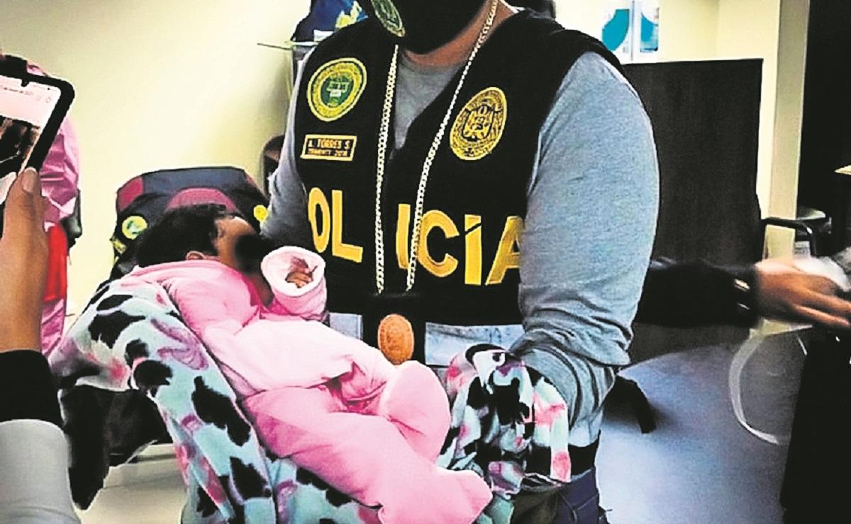 Capturan en Perú a pareja que vendía imágenes sexuales de su bebé en Internet