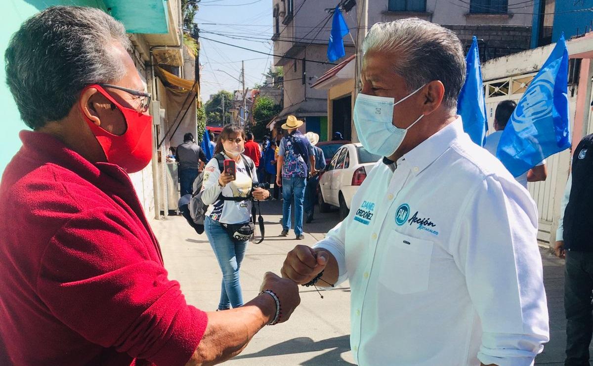 Daniel Ordóñez promete fomentar una cultura del cuidado y ahorro del agua en Iztacalco