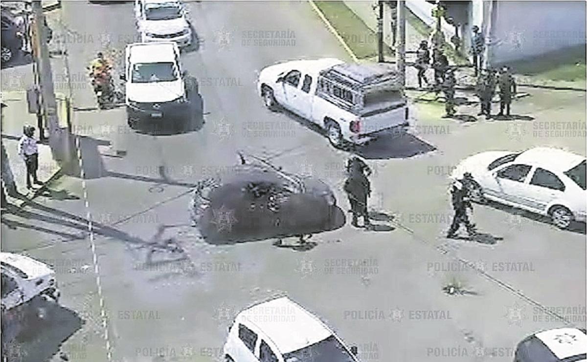 Atoran a 4 integrantes de 'Los Timilpas', robaban tiendas y gasolineras en Edomex