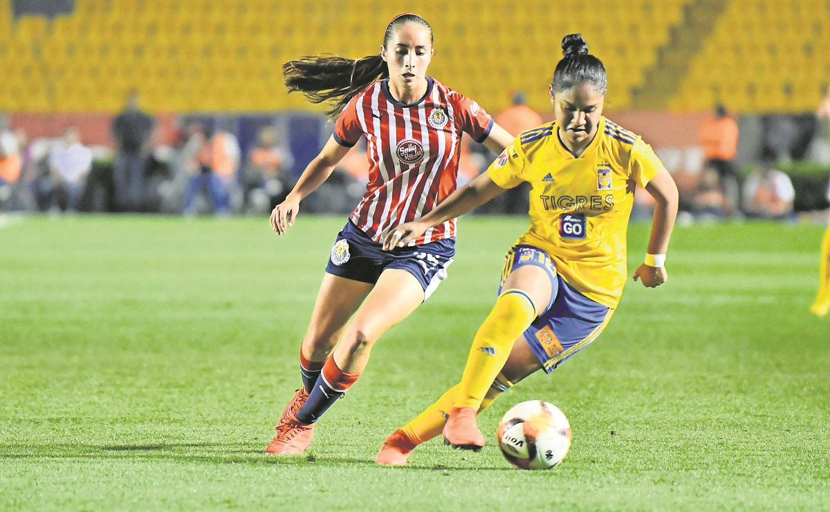 Chivas y Tigres disputaran el título del Guardianes 2021 Femenil