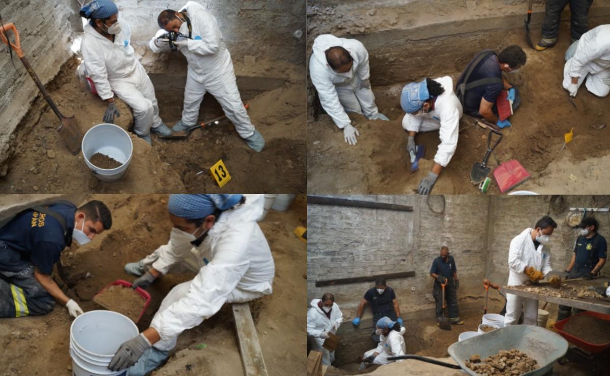 Fiscalía explica la excavación en casa de feminicida de Atizapán, buscan restos de mujeres | El Gráfico Historias y noticias en un solo lugar