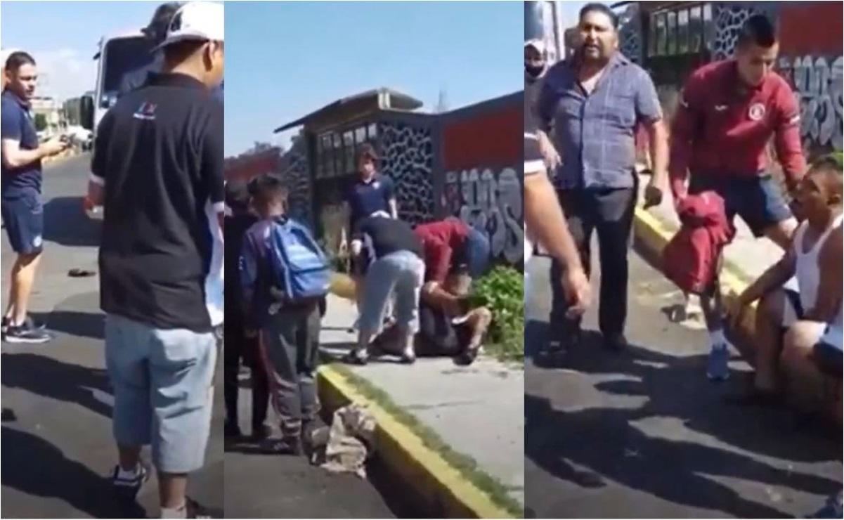 Jugadores del Cruz Azul, implicados en atropellamiento de chavito a una cuadra de La Noria