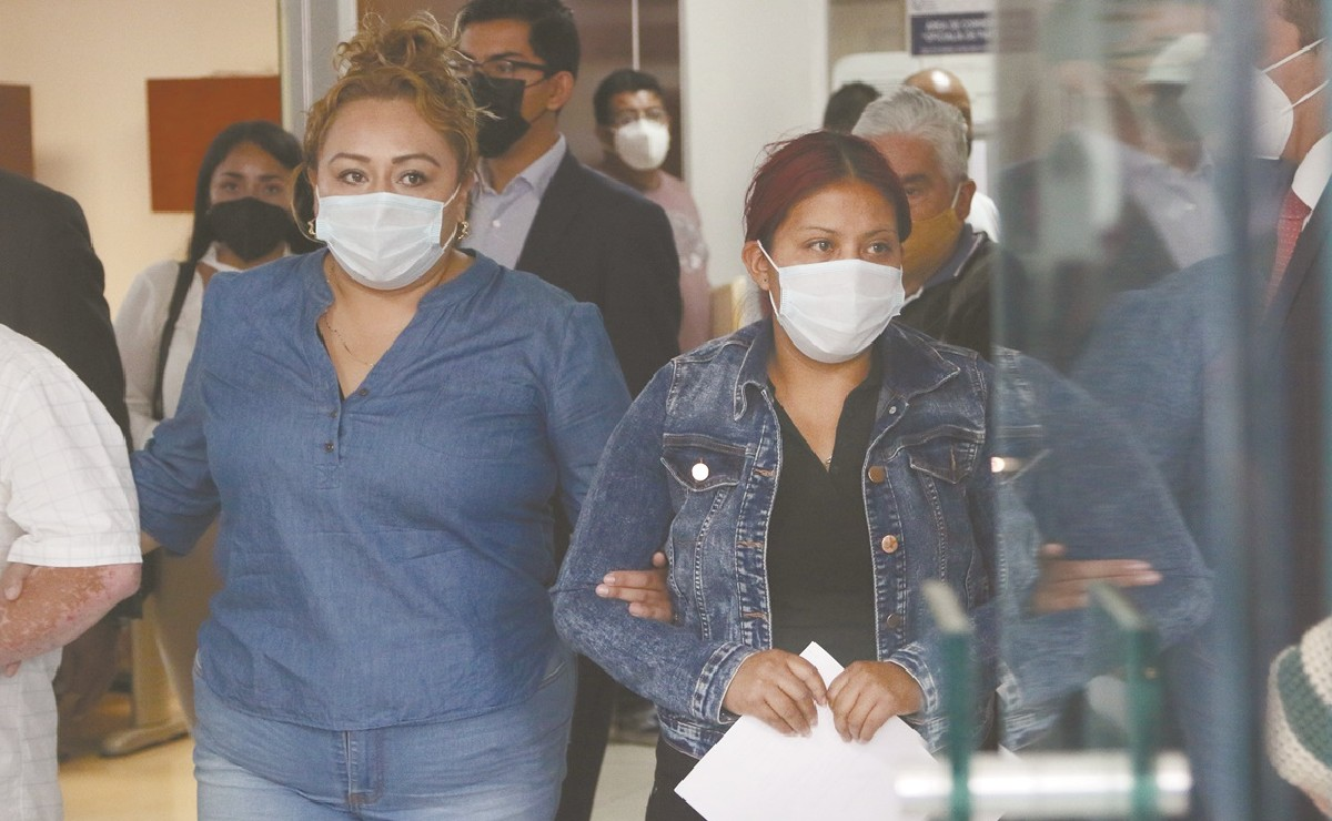 Mamá de Brandon interpone ahora denuncia penal tras colapso en el Metro y se suma familia