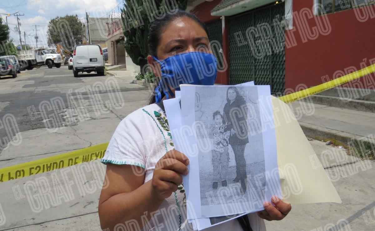 Surge otra posible víctima de feminicida de Atizapán, le dejaba guardar puesto de dulces