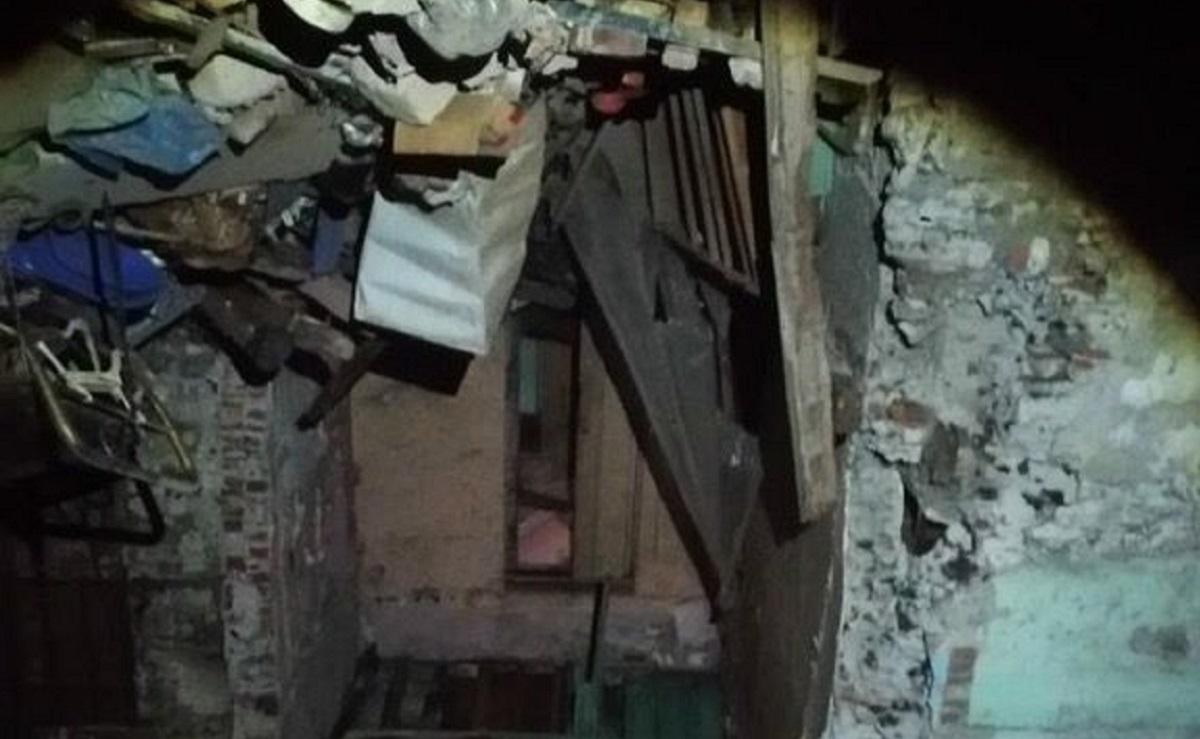 Cae techo y paredes de cuarto de vecindad en la Cuauhtémoc, no hay lesionados