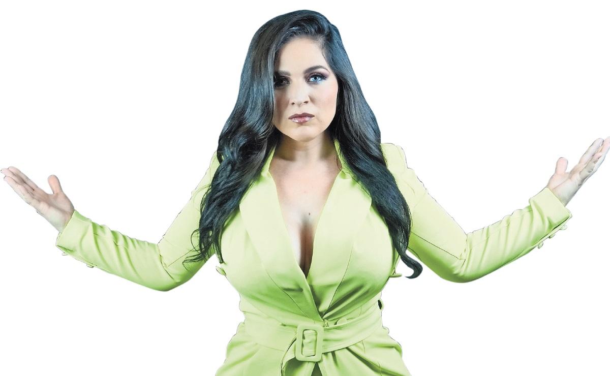 Damiana Vicenzo de la Federación Wrestling promete grandes sorpresas en la Lucha Libre