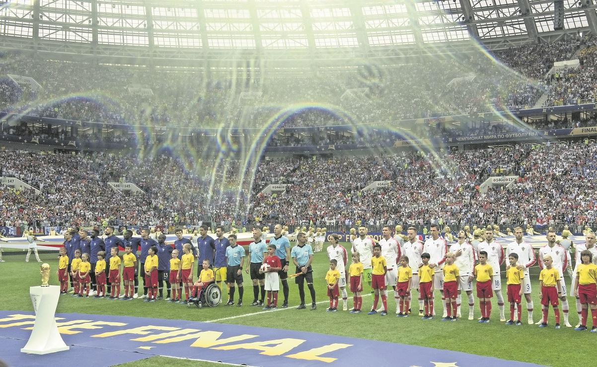 FIFA aprueba revisar la posibilidad de hacer un Mundial cada dos años
