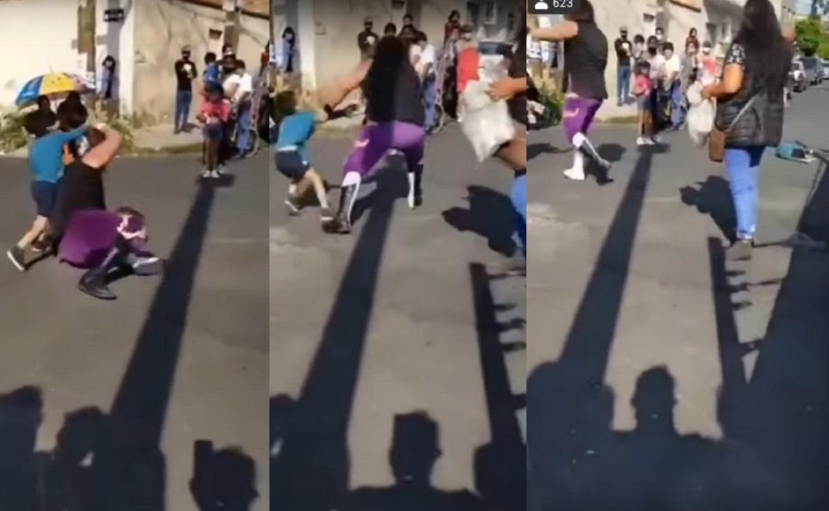 Luchador 'El Vikingo' agrede a niño y lo lanza al piso durante función en la CDMX