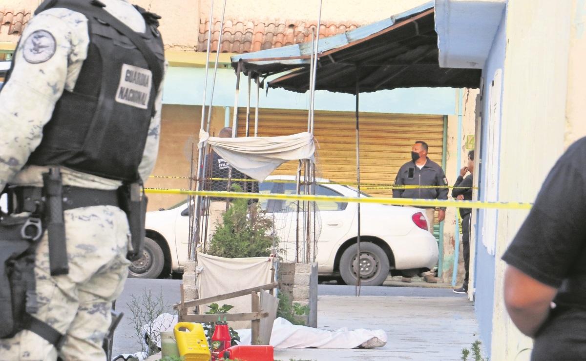 Vecino mata a joven de un escopetazo en Nezahualcóyotl, ya tenían rencillas