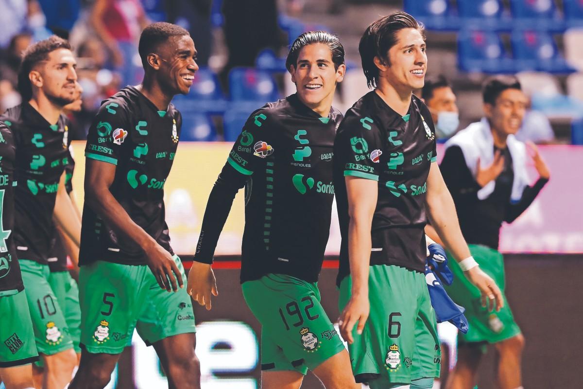 Santos disputará su cuarta final desde el 2012, ha ganado seis campeonatos en su historia