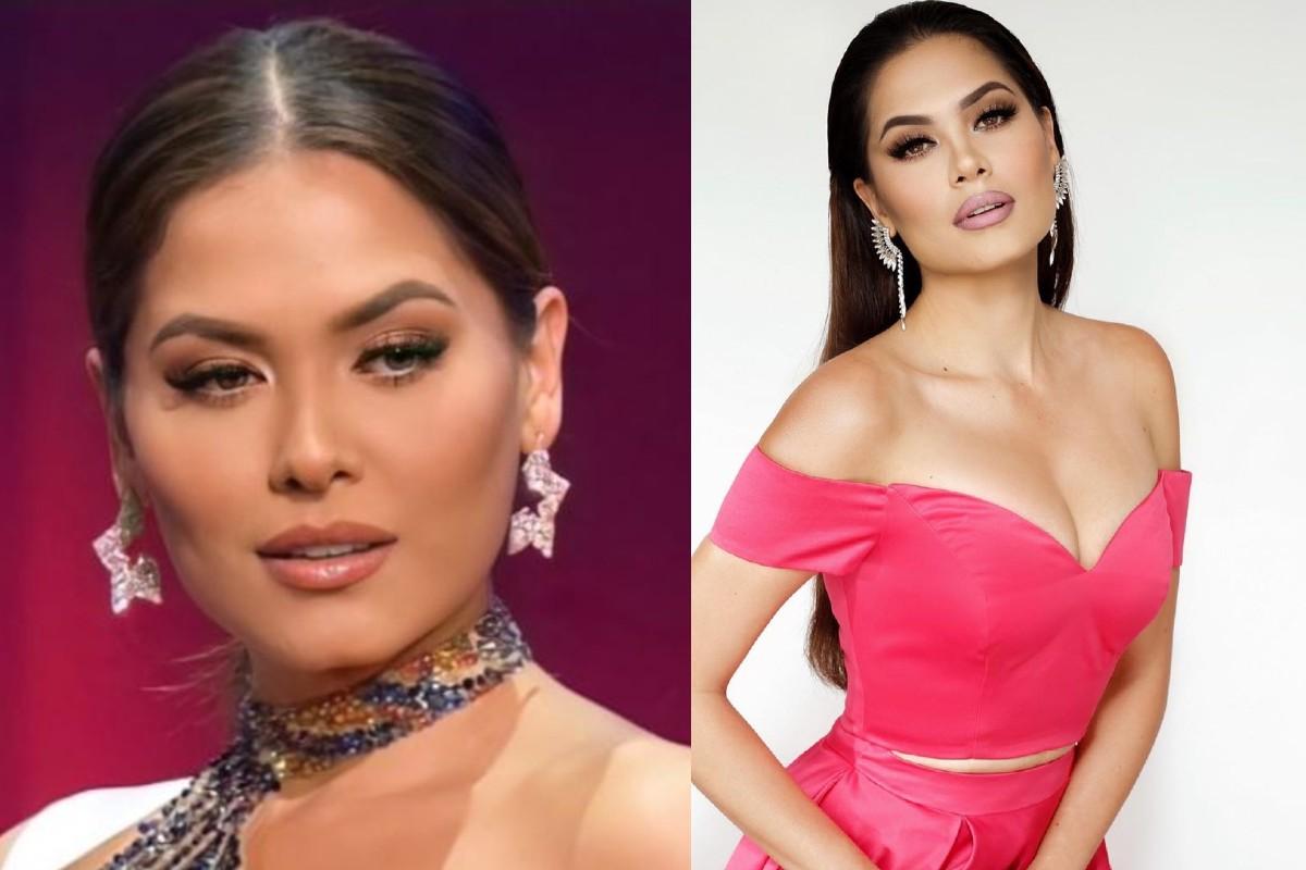 Acusan de plagio al diseñador del vestido con el que Andrea Meza ganó Miss Universo