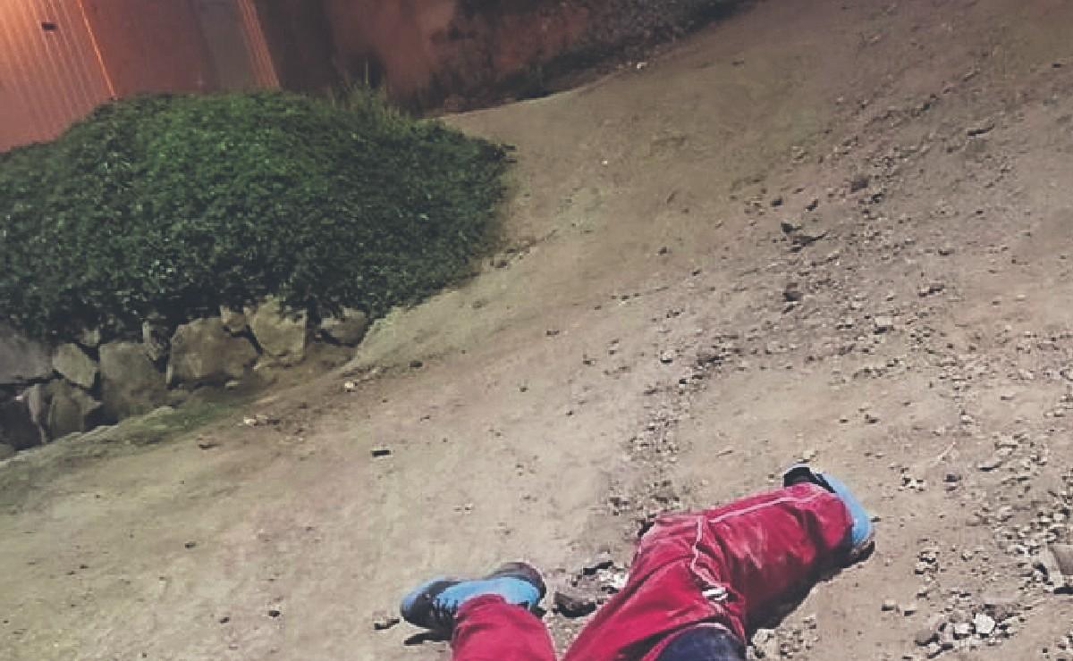Joven muere apuñalado en La Paz del Edomex, donde las ambulancias no tienen gasolina
