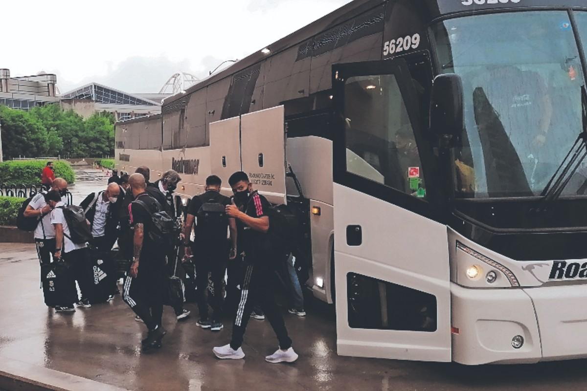 El Tri llega a Dallas para enfrentarse a Islandia este sábado