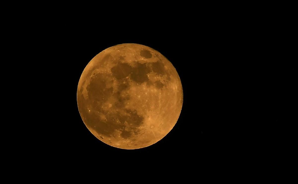 Luna Llena, eclipse lunar y super luna roja se ven en todo México, el fenómeno fue histórico