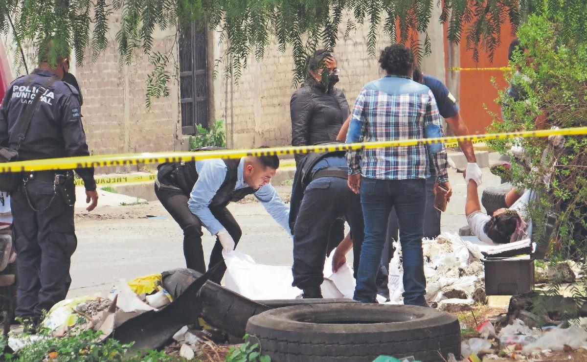 Avientan cadáver de mujer en Edomex, tenía sudadera de la Universidad Intercontinental