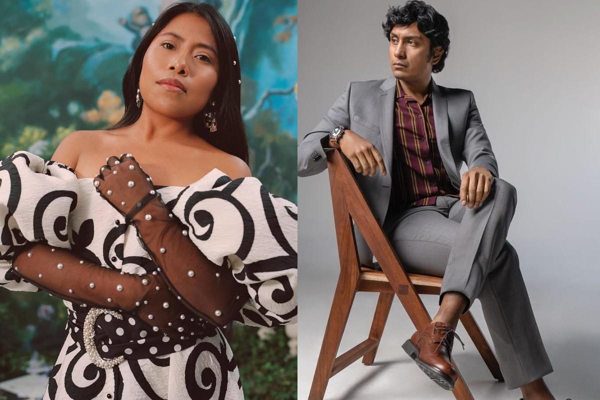 """Con """"Poder Prieto"""", Yalitza Aparicio y Tenoch Huerta se van con todo contra el racismo"""
